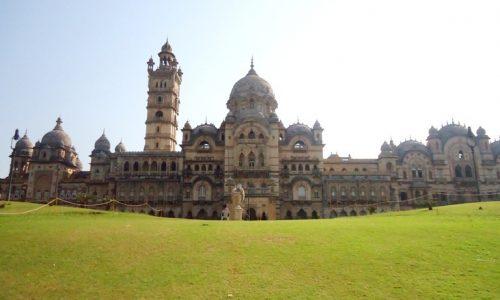 road trips from mumbai - Laxmi Vilas Palace