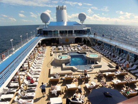 Cruise Deck - Work for a Cruise line