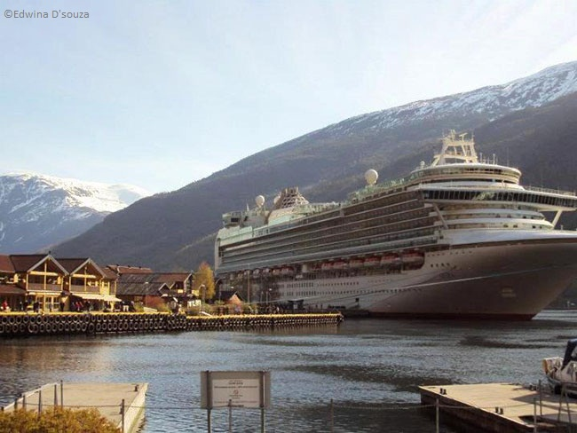 Work for a Cruise line