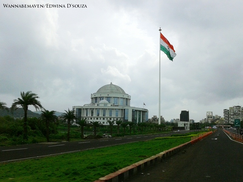 India's Tallest Indian Flag - Things to do in Navi Mumbai