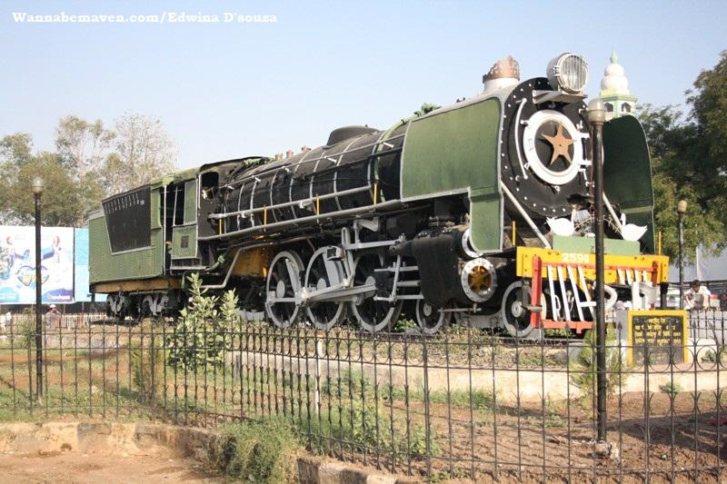 aurangabad railway station locomotive - explore aurangabad