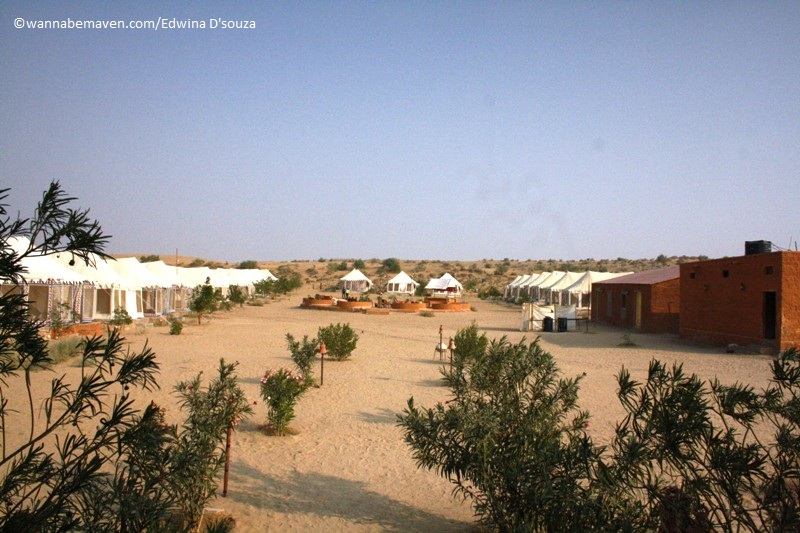 Prince Desert Camp rajasthan - best desert camp in jaisalmer