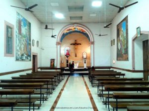 nagla bunder fort thane - Our Lady of Hope Church