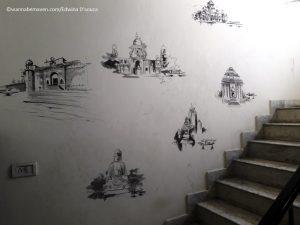 The Hosteller Delhi review - travel hostel india