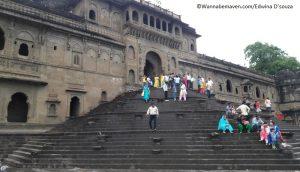 Maheshwar travel guide-ahilya fort