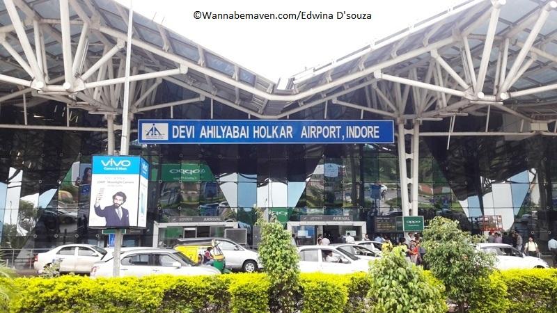 Maheshwar travel guide-devi ahilya bai holkar airport