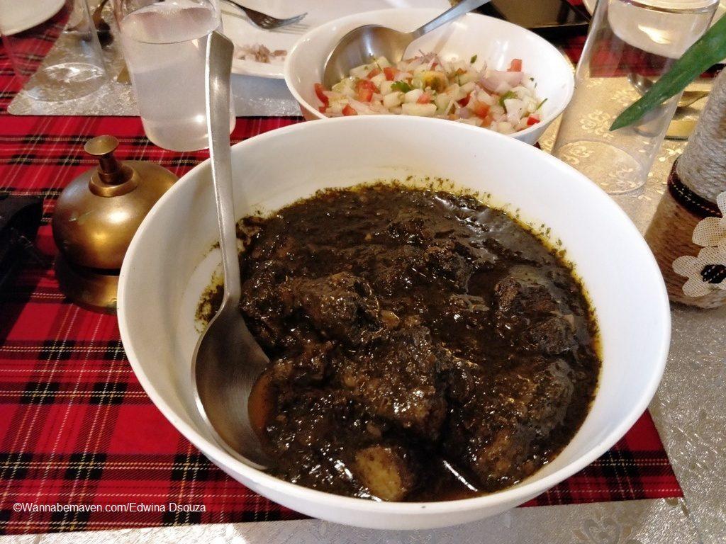 Dohneiiong-khasi cuisine-meghalaya