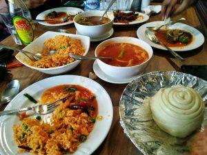 majnu ka tilla travel guide - tibetan food