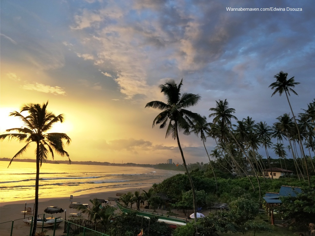 planning a trip to Sri Lanka - Welligama-weather